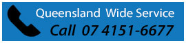 Queensland Wide Service, Call: 07 4151-6677